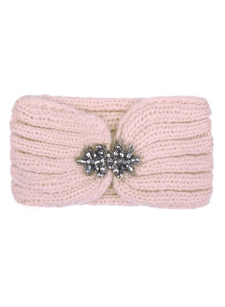 Diamond Tales Headband - Pink