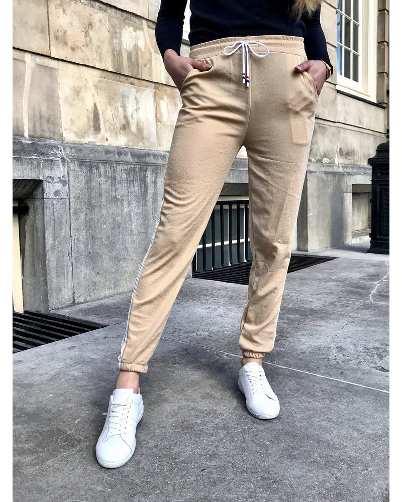 Ultimate Sporty Jogging - Beige