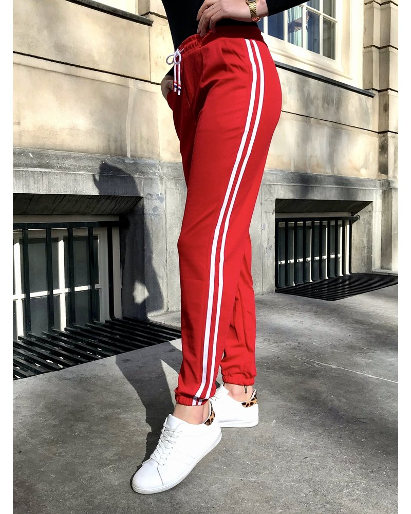 Ultimate Sporty Jogging - Red