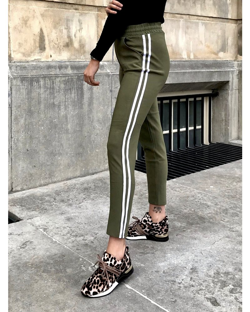 Comfy Sporty Jogging - Armygreen