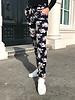 Perfect Flower Strik Pants - Navy