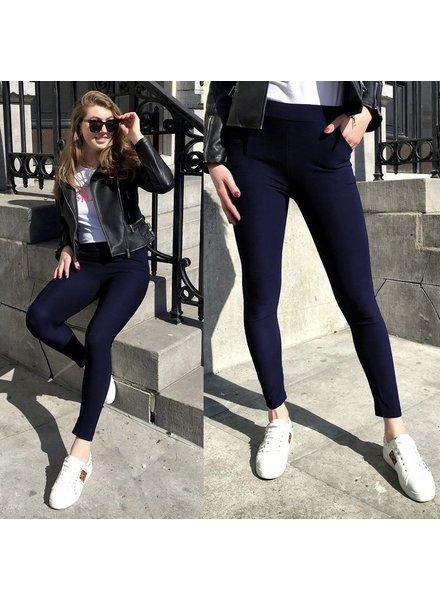 Perfect Navy Pants