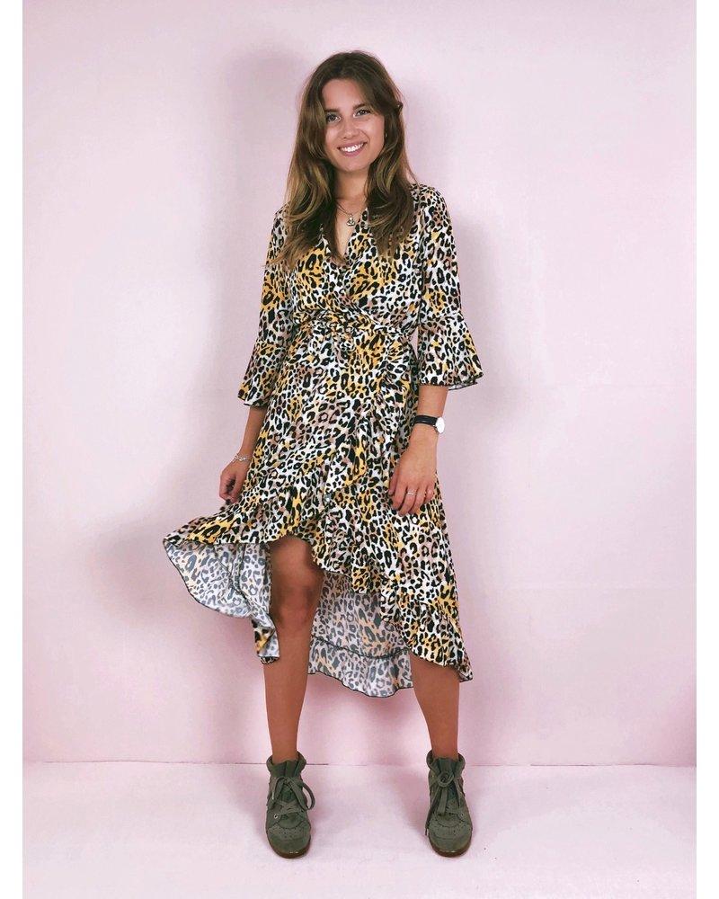 Ultimate Spanish Summer Dress - Oker