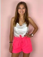 Stylish Summer Short - Fluor Pink