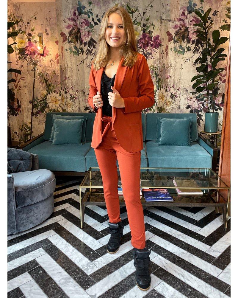 Stylish Suit - Rusty