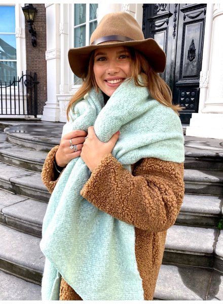 Most Comfy Scarf - Mint