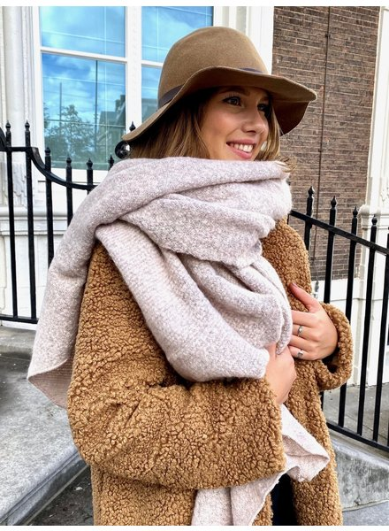 Most Comfy Scarf - Light Pink