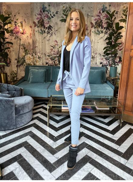 Stylish Summer Suit - Light Blue