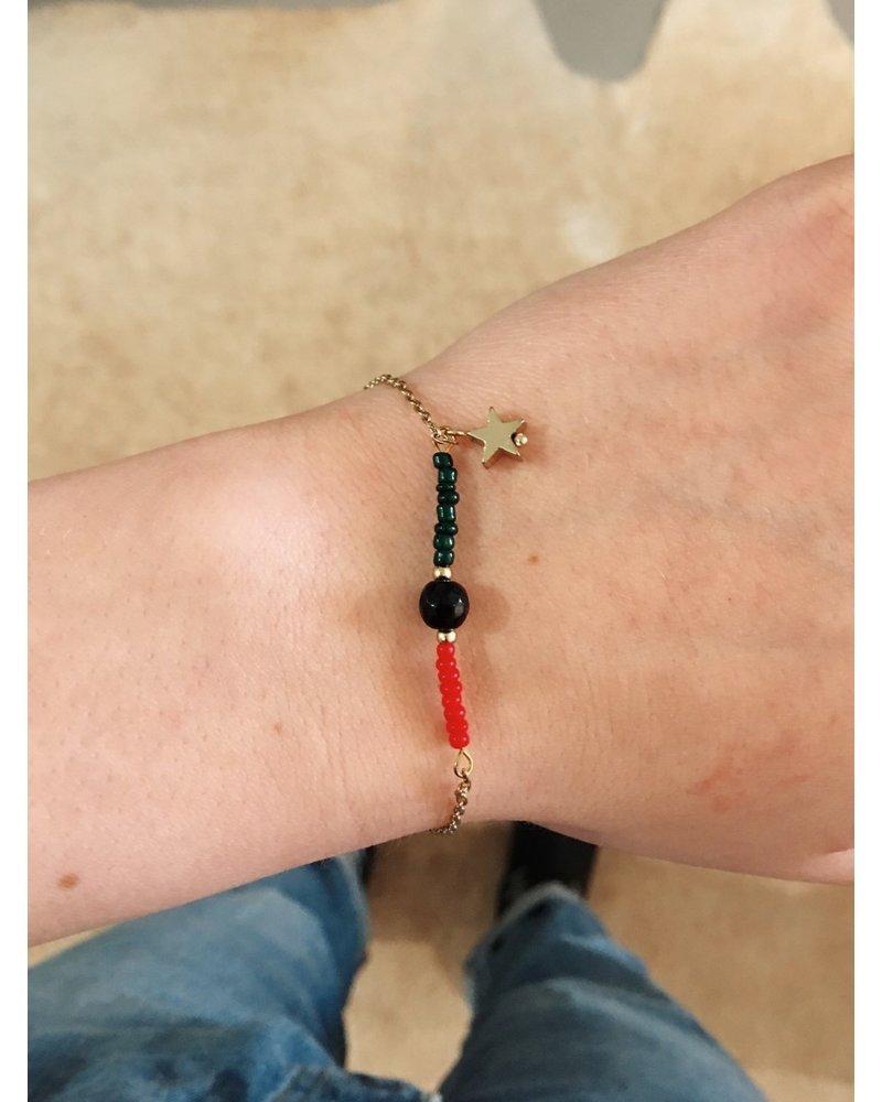 Little Star Bracelet - Gold