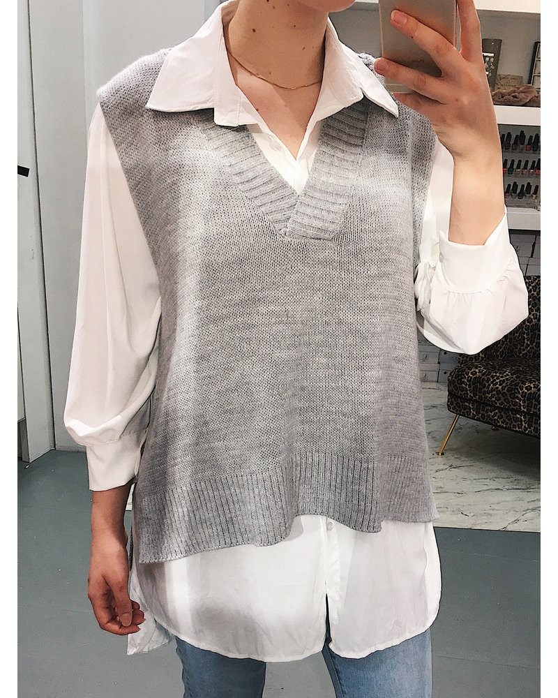 Basic Spencer - Grey