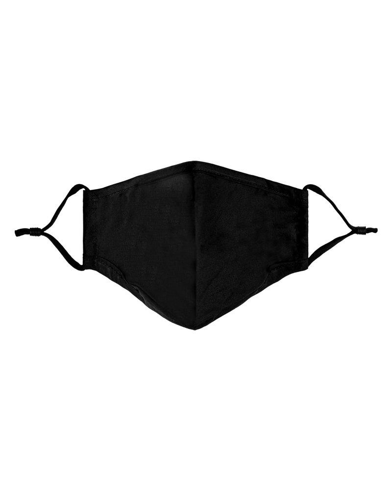 Mondkapje - Effen Black