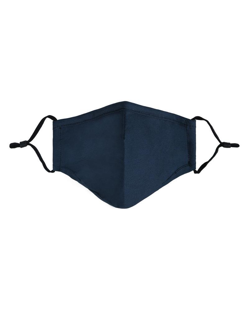 Mondkapje - Effen Navy