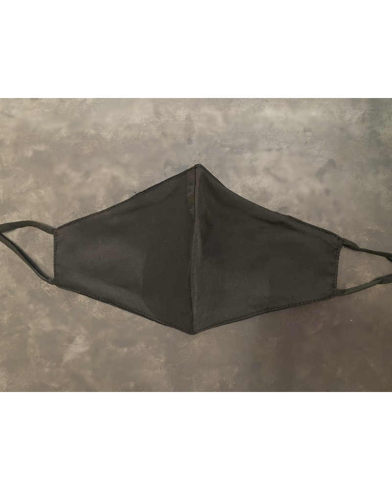 Mondkapje - Basic Black