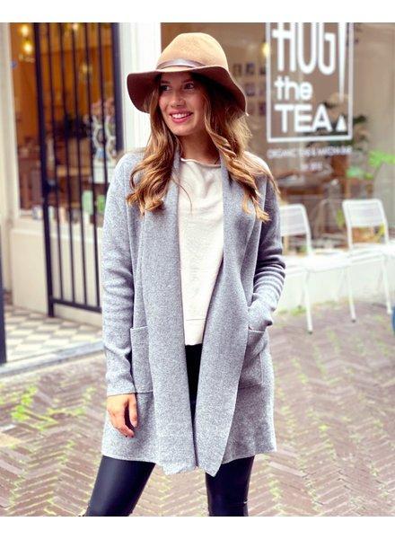 Fabulous Basic Vest - Grey