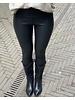 Leather Legging - Black