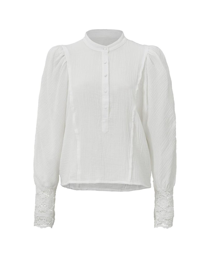 Coco Blouse - White