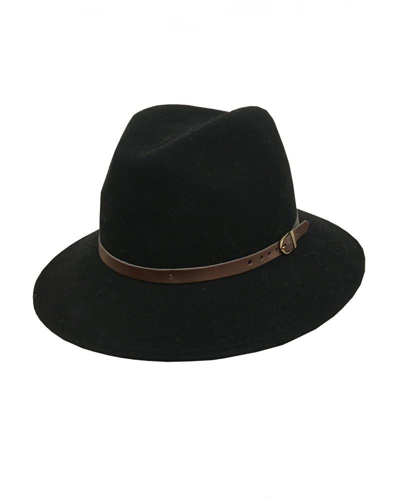 Olivia Hat - Black