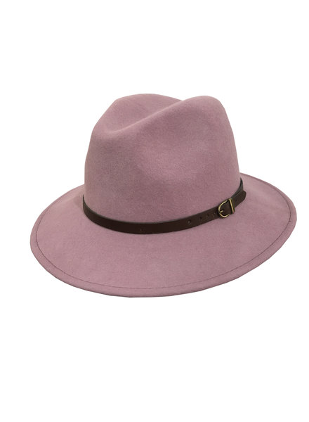 Olivia Hat - Light Pink