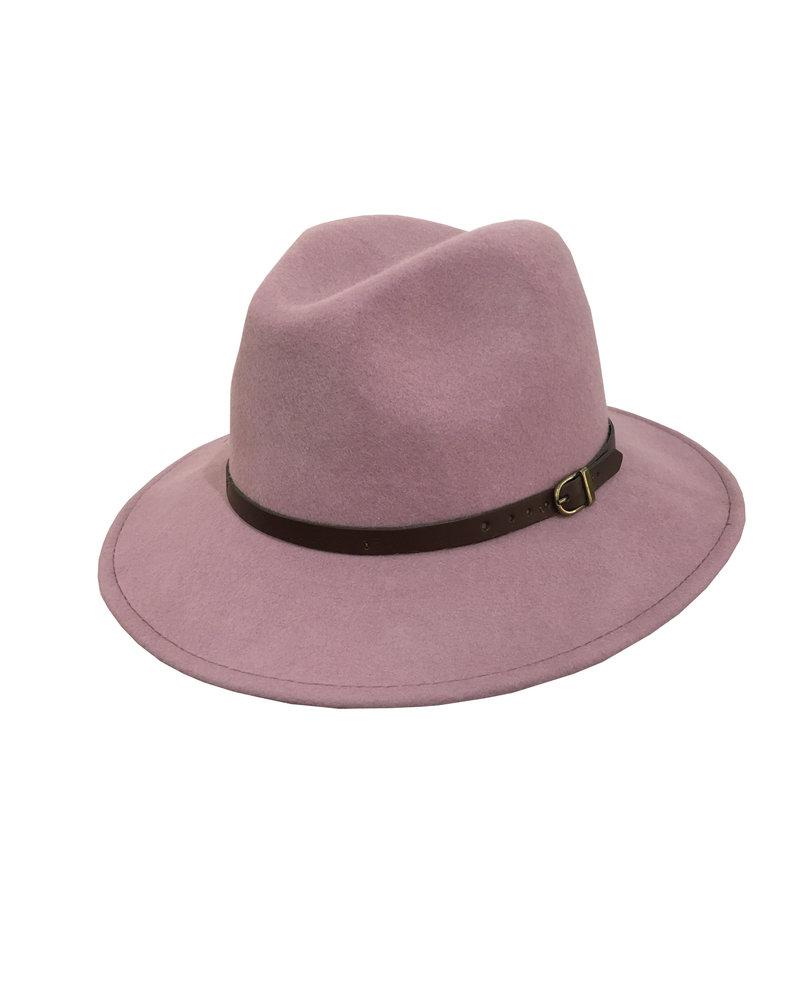 Olivia Hat - Light Pink