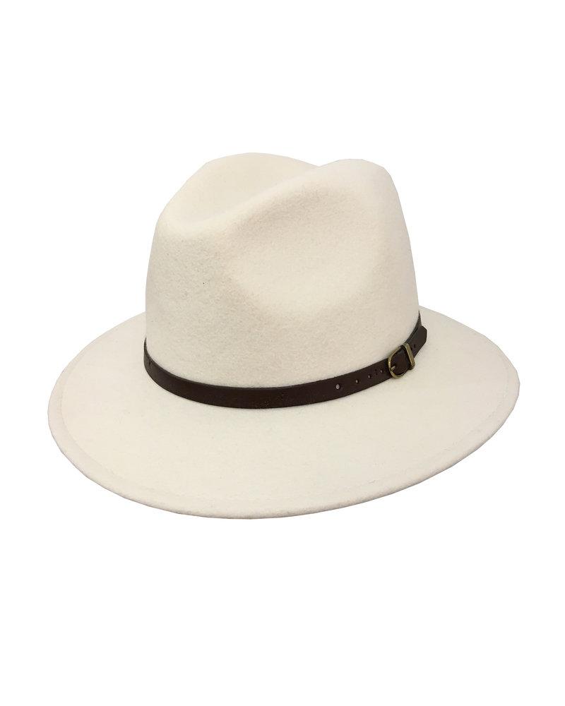 Olivia Hat - Off White