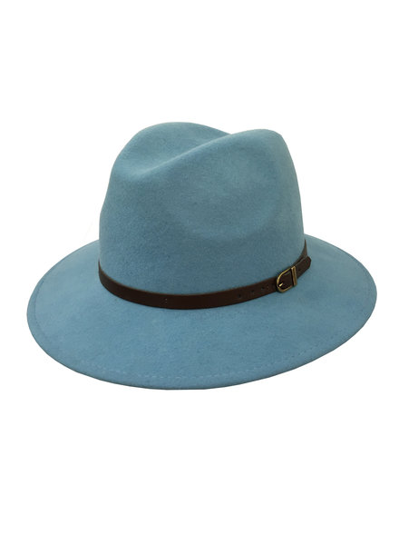 Olivia Hat - Light Blue