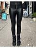 Zipper Legging - Black