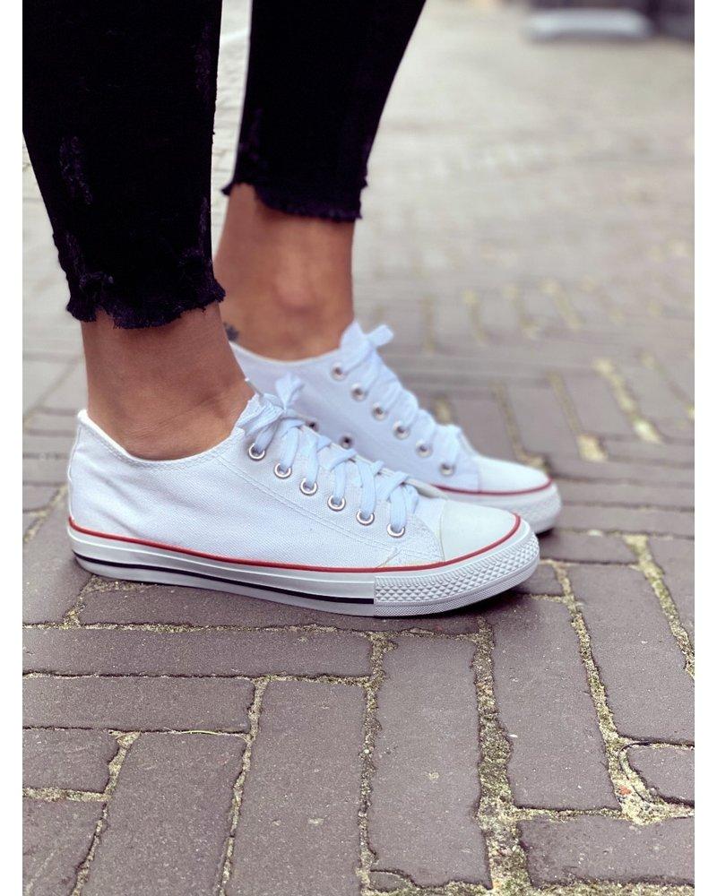 Perfect White Sneaker