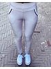 Nikki Pants - Light Grey