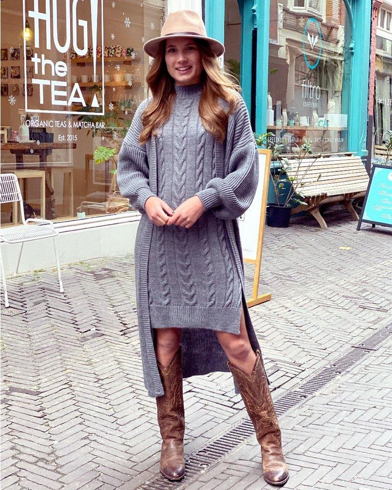 Stylish Winter Set - Dark Grey