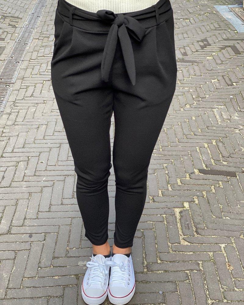 Coco Strik Pants - Black