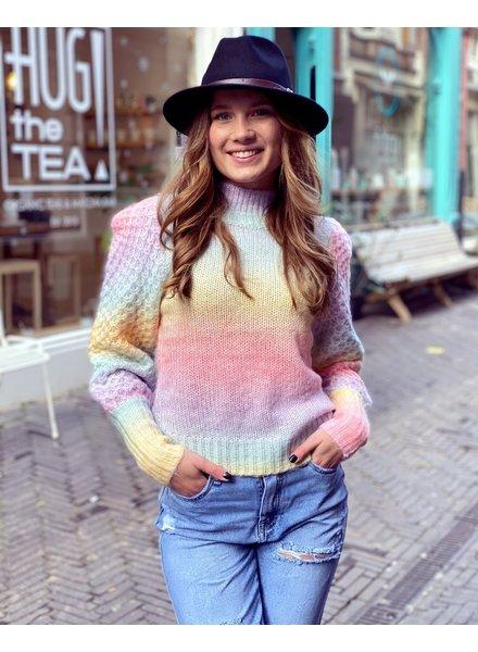 Belle Pastel Sweater