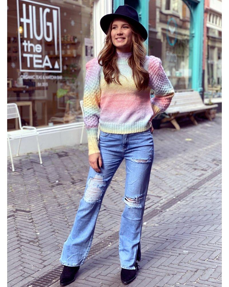 Belle Pastel Sweater (Pre-Order)