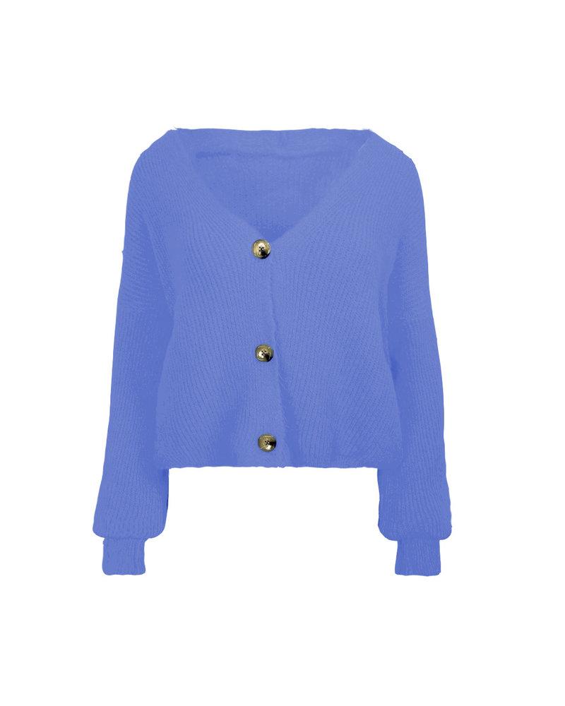 Claire Vest - Blue