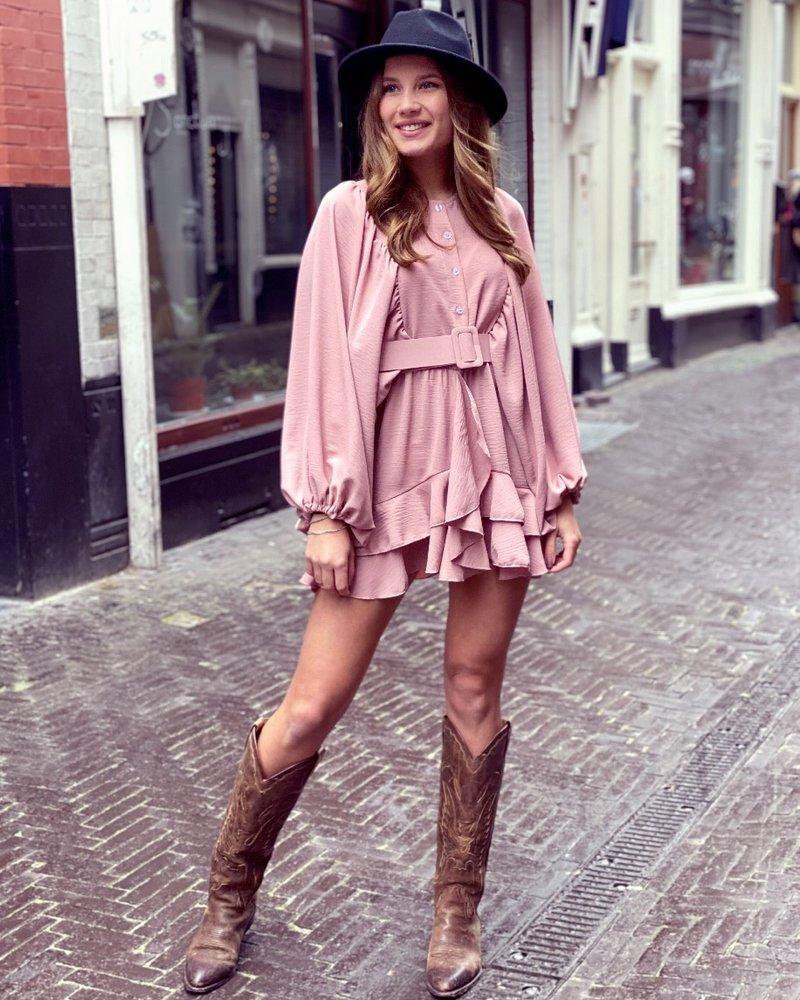 Lily Dress - Light Pink