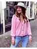 Claire Vest - Light Pink