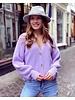 Claire Vest - Lilac