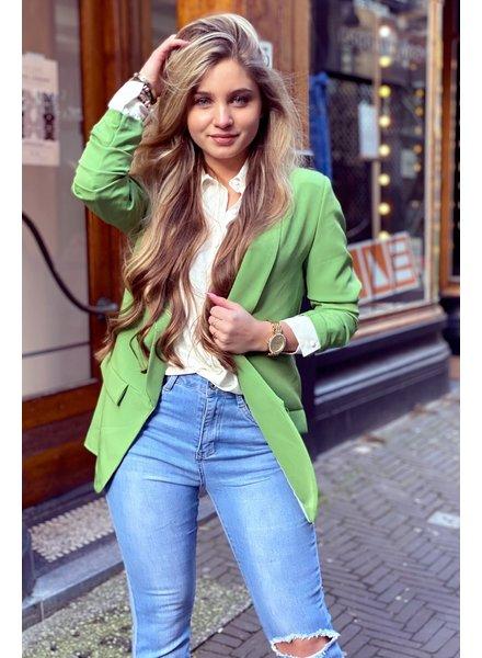 Skylar Blazer - Green