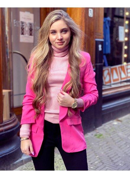 Skylar Blazer - Pink