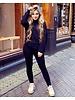Piper High Waist Jeans - Black