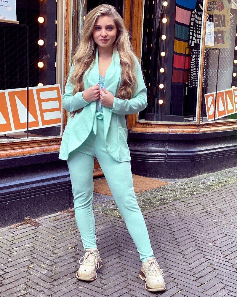 Sara Suit - Mint