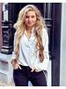 Gigi Lace Blouse - White
