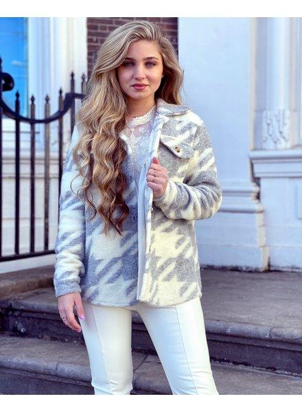 Isabella Coat - Grey