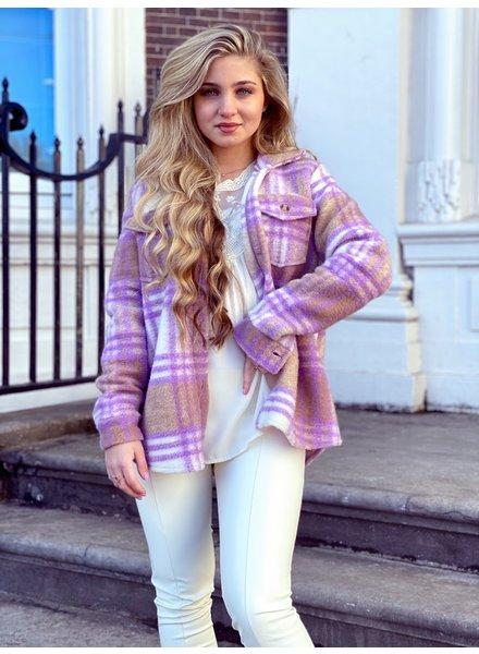Lexi Coat - Lila Camel