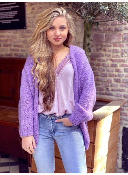 Lucy Vest - Purple