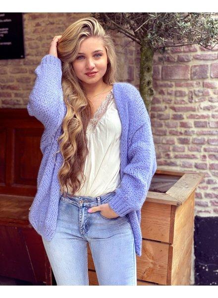 Lucy Vest - Lilac