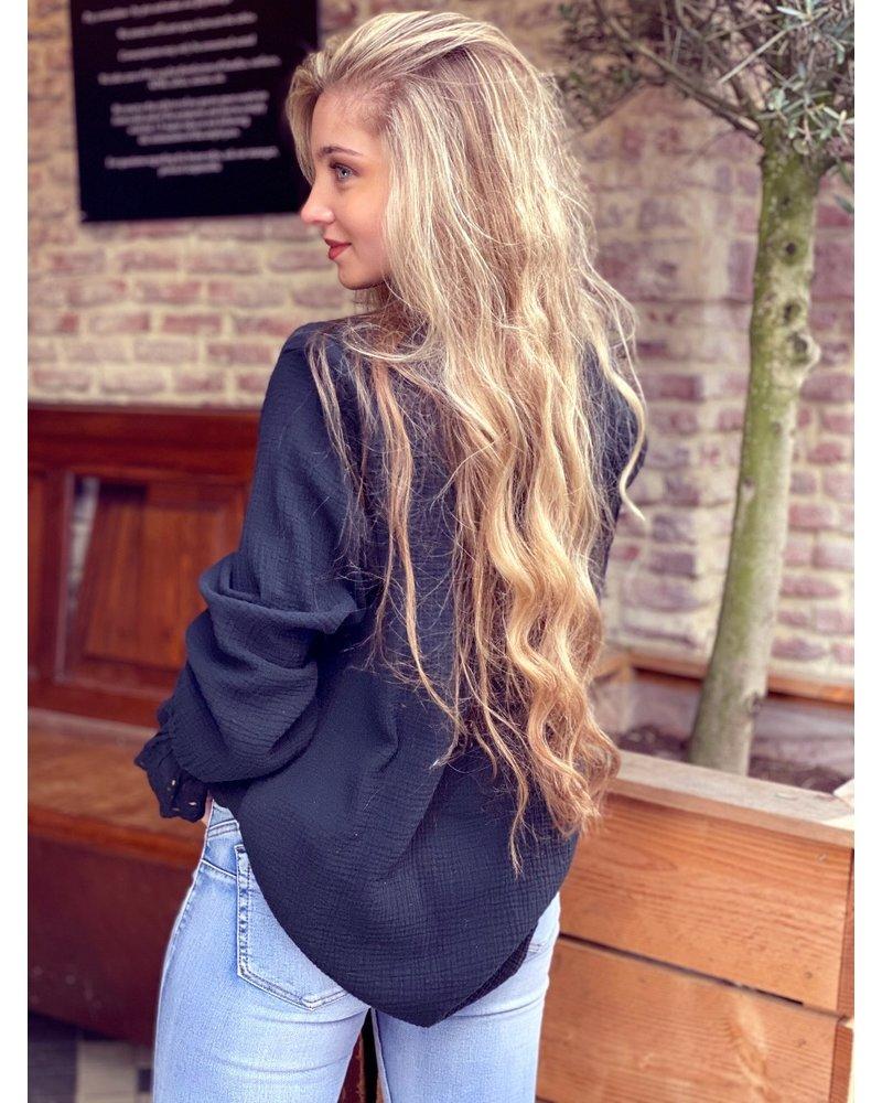 Harley Blouse - Black