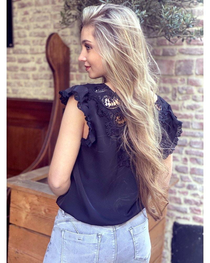 Eline Top - Black