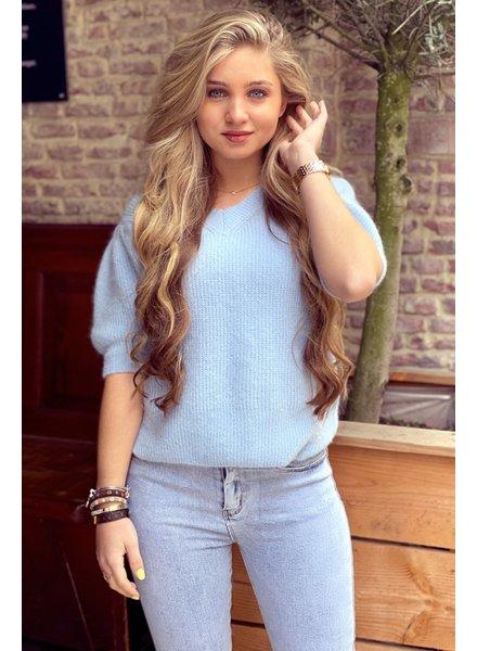 Pip Sweater - Light Blue