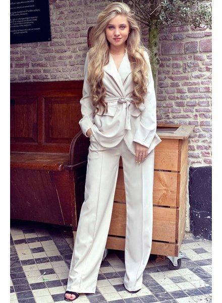 Suzy Suit - Beige
