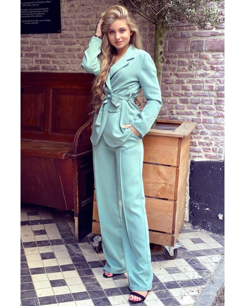 Suzy Suit - Sea Green